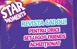 Revista LEGO Friends