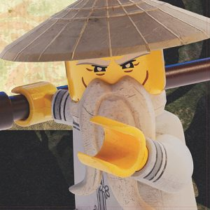 Mare eveniment LEGO Ninjago in Mall Promenada, Bucuresti