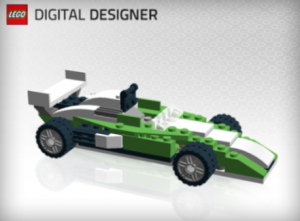 LEGO Digital Designer – scurt tutorial