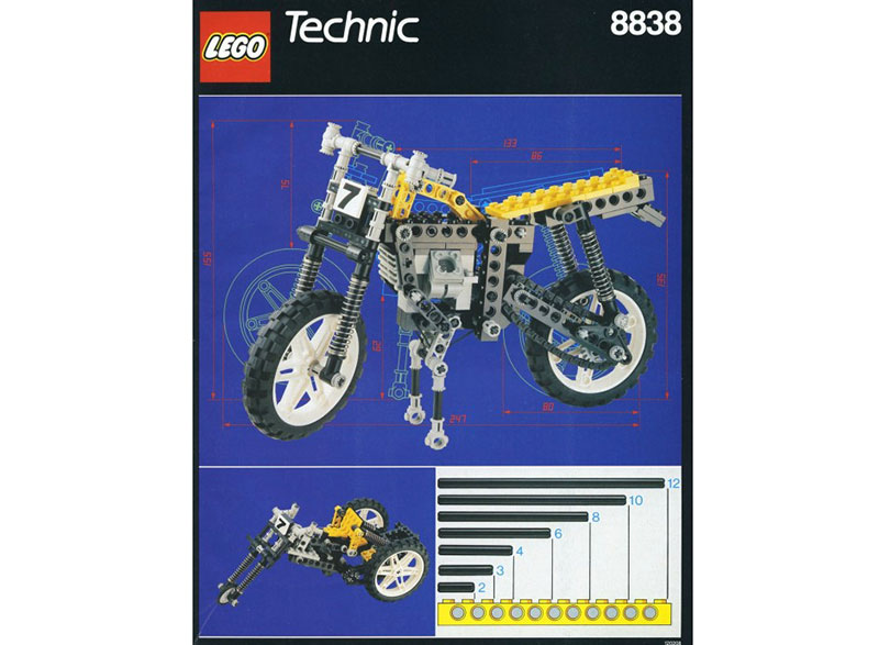 LEGO Shock Cycle