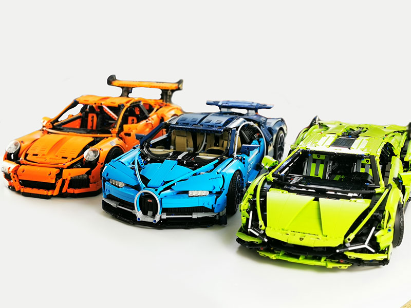 LEGO Technic Ultimate Cars