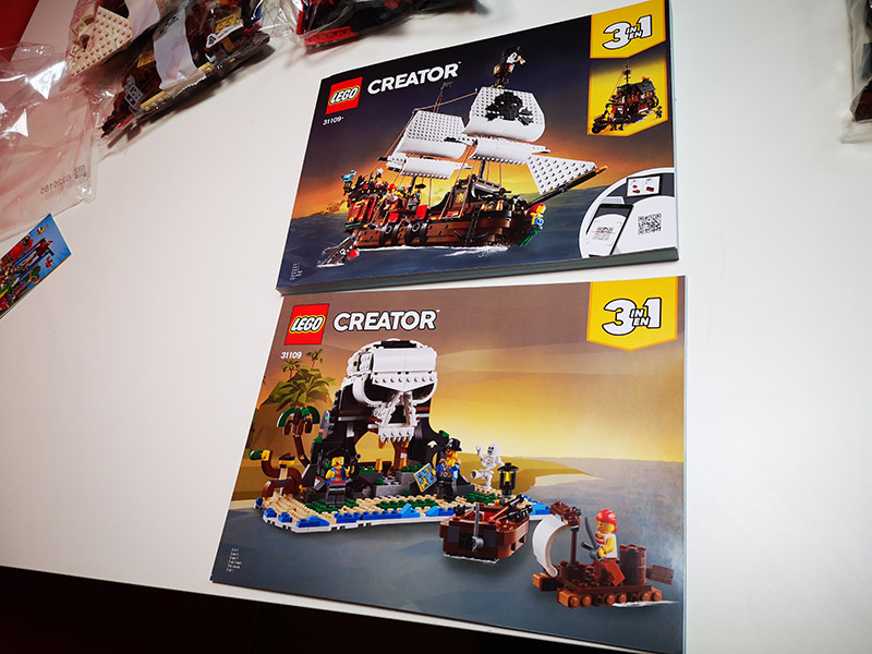 instructiuni LEGO 31109