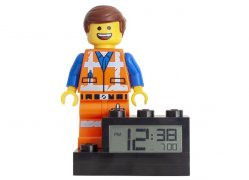 Ceas desteptator LEGO MOVIE 2 Emmet