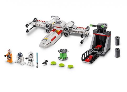 LEGO Star Wars X-Wing Starfighter - Asaltul Final
