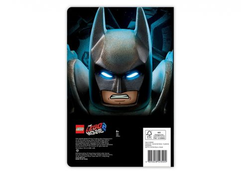Agenda LEGO Movie 2 Batman