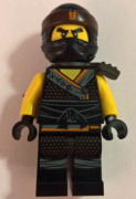Minifigurina LEGO Ninjago-Sons of Garmadon-Cole njo386