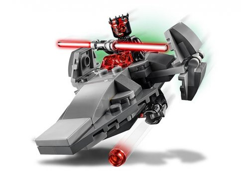 Sith Infiltrator Microfighter