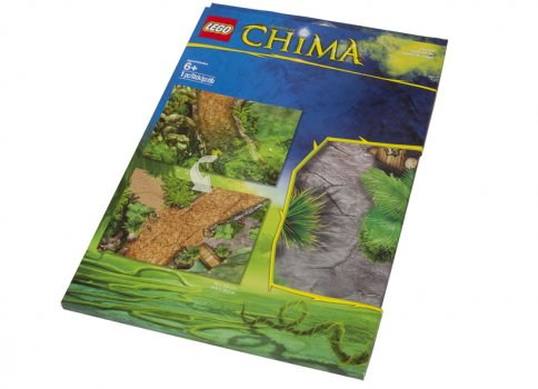 Chima Playmat