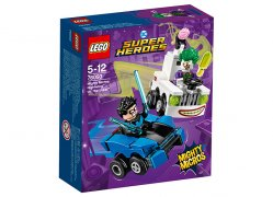 Mighty Micros: Nightwing contra The Joker