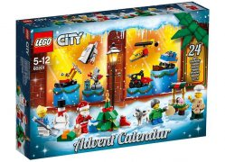 Calendar de Craciun LEGO City
