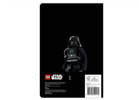 Agenda LEGO Star Wars Darth Wader