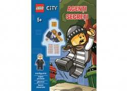 Carte LEGO City Agenti secreti