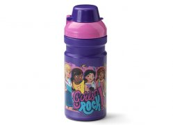 Sticla apa LEGO Friends - Girls Rock