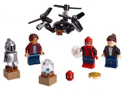 Set Minifigurine LEGO Spider-Man