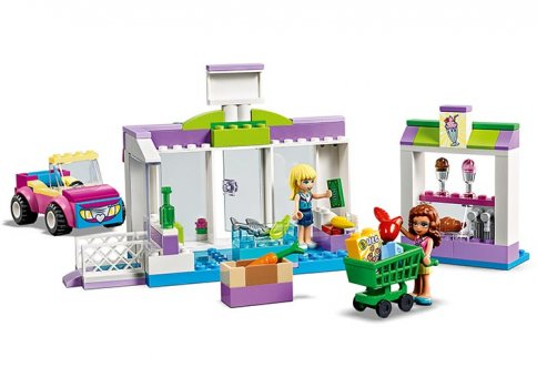 Seturi Lego Supermarketul din Heartlake City