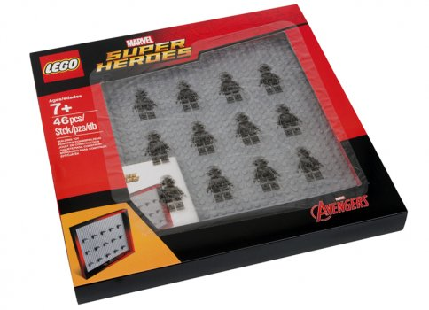 Suport minifigurine LEGO Marvel Super Heroes