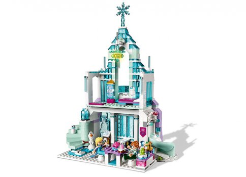 LEGO Disney Elsa si Palatul ei magic de gheata