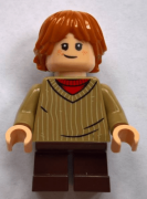 Minifigurina LEGO Harry Potter-Ron Weasley hp142