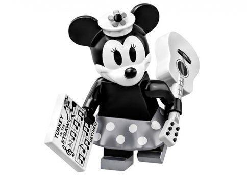 Steamboat Willie LEGO 21317