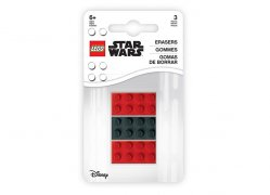 Set 3 radiere LEGO Star Wars
