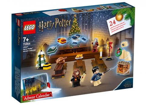 Calendar de Craciun LEGO Harry Potter 2019
