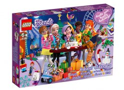 Calendar de Craciun LEGO Friends 2019
