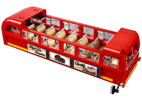 LEGO Creator Expert London Bus