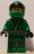 Minifigurina LEGO Ninjago-Sons of Garmadon-Lloyd njo401