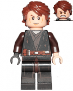 Minifigurina LEGO Star Wars-Anakin Skywalker sw1083