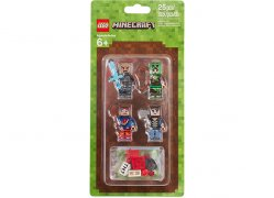 Set Minifigurine LEGO Minecraft