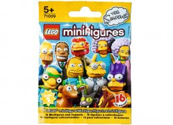 Minifigurina LEGO The Simpsons seria 2