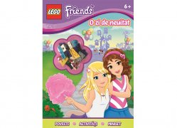 Carte LEGO Friends O zi de neuitat