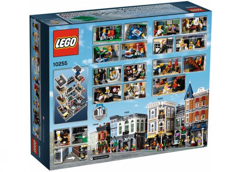 Assembly Square LEGO 10255