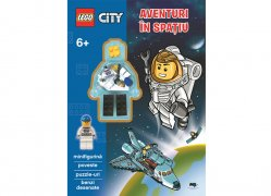 Carte LEGO City Aventuri in spatiu