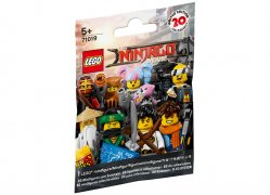Minifigurina LEGO Ninjago Movie