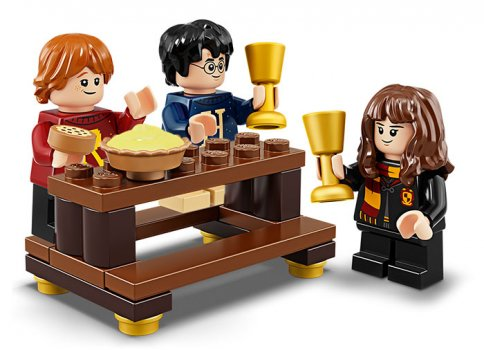 LEGO Harry Potter Calendar de Craciun LEGO Harry Potter 2019