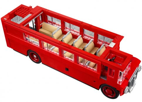 Seturi Lego London Bus