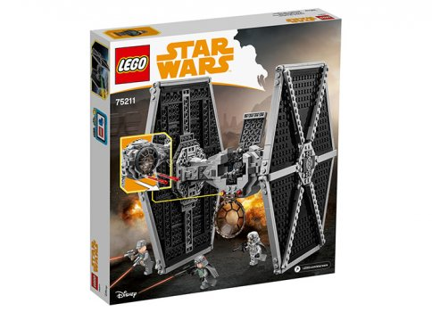 Imperial TIE Fighter LEGO 75211