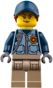 Minifigurina LEGO City (CTY869)