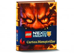 Cartea Monstrilor LEGO NEXO KNIGHTS
