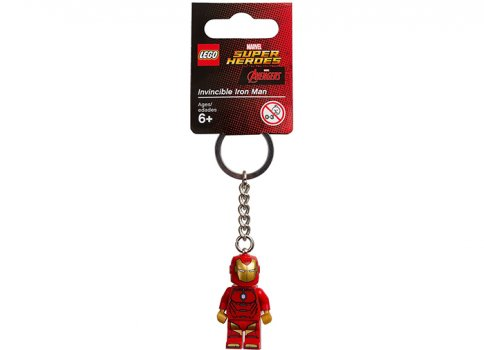 Breloc Iron Man Invincibil