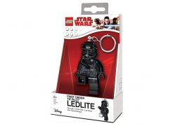 Breloc cu lanterna LEGO Star Wars Pilot Tie Fighter