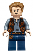 Minifigurina LEGO Jurassic World (JW023)