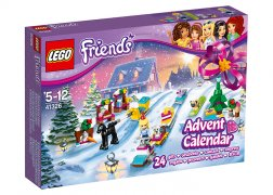 Calendar de Advent LEGO Friends