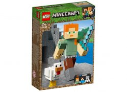 Minecraft Alex BigFig cu gaina