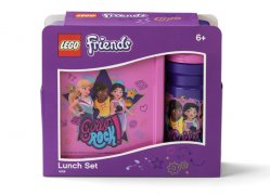 Set pentru pranz LEGO Friends - Girls Rock