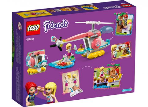 LEGO Friends Elicopter veterinar