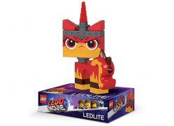 Lampa de veghe LEGO Movie 2 Angry Kitty