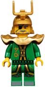 Minifigurina LEGO Ninjago-Sons of Garmadon-Hutchins njo384