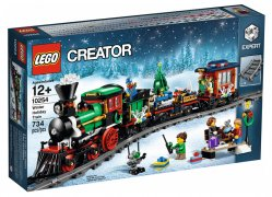 Winter Holiday Train